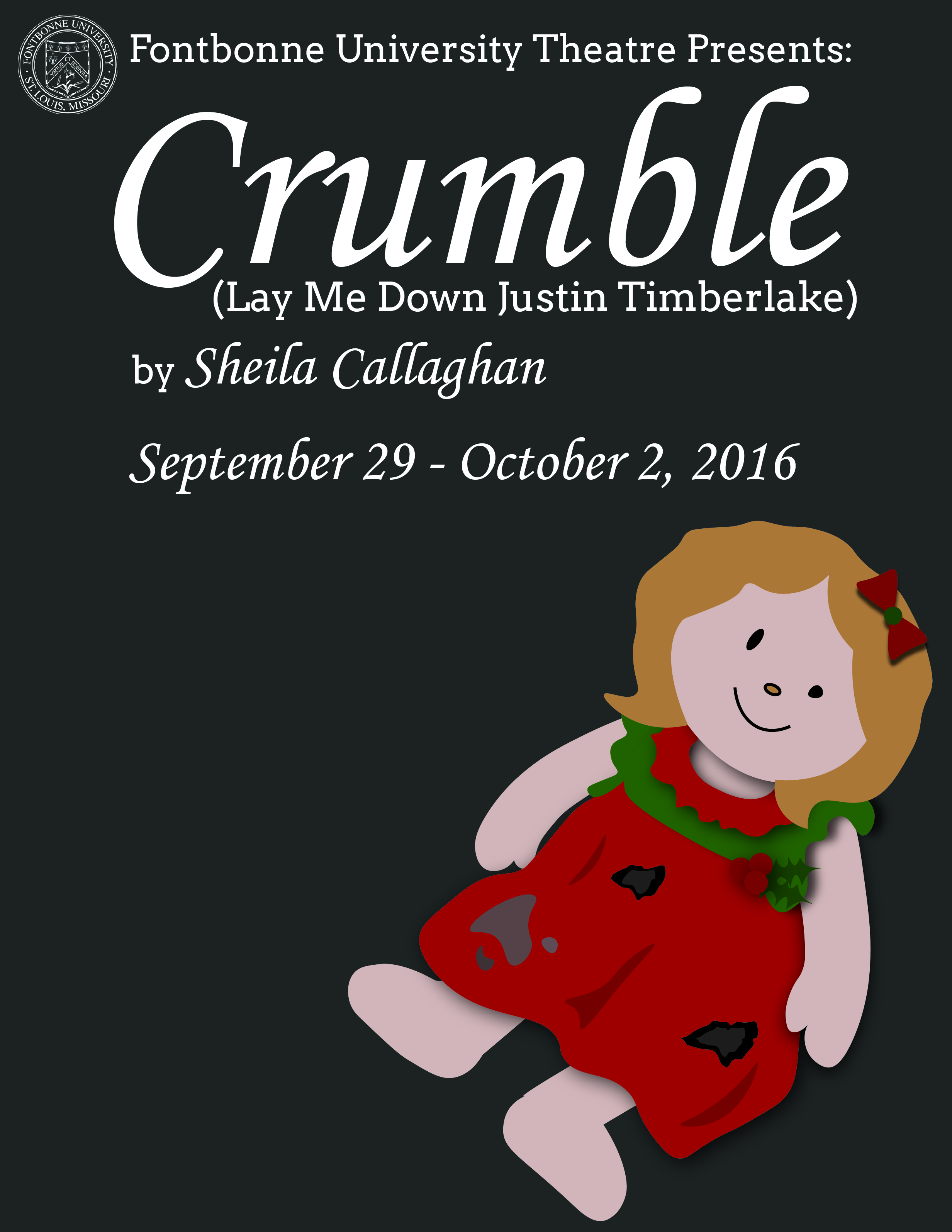 Crumble Flyer