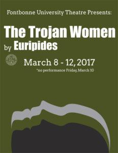 Trojan Women Flyer